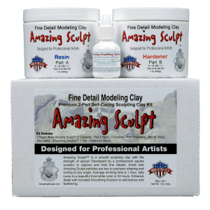 Amazing Sculpt 1 lb White