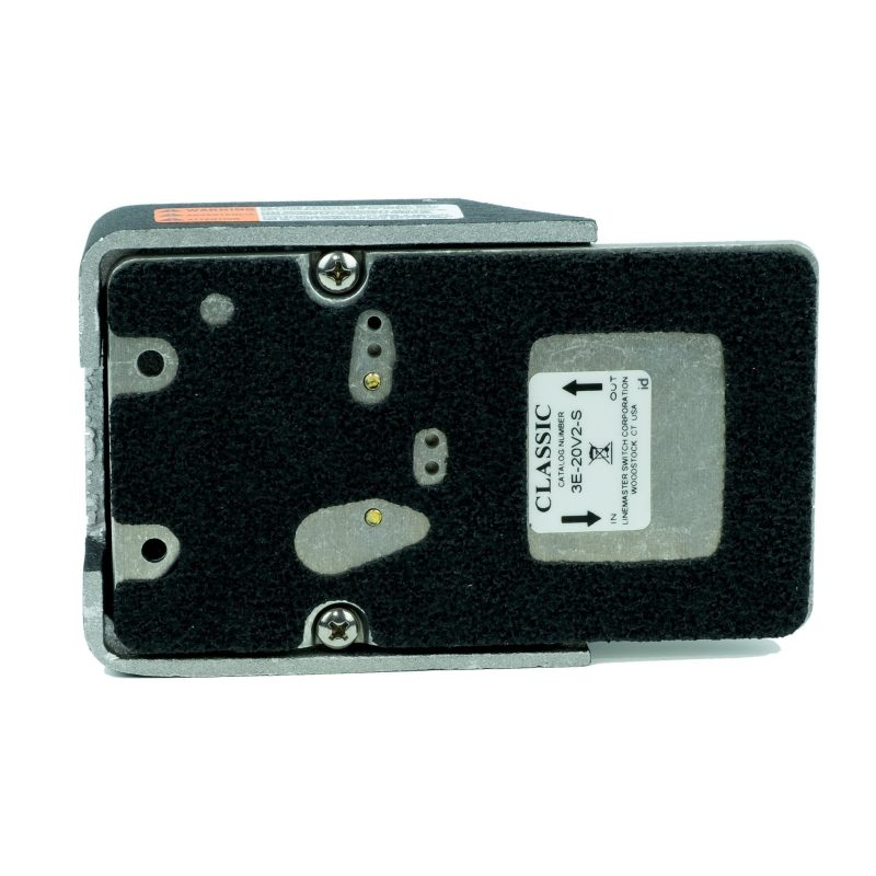 Speed Control Foot Pedal - Bottom