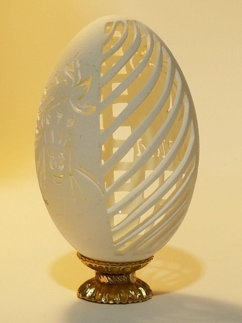 Amazing Emu Egg